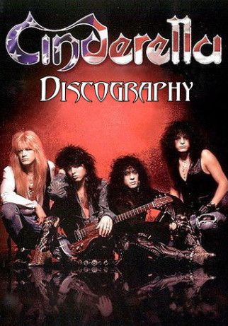 Cinderella - Discography (1986-2011) mp3,320 kbps