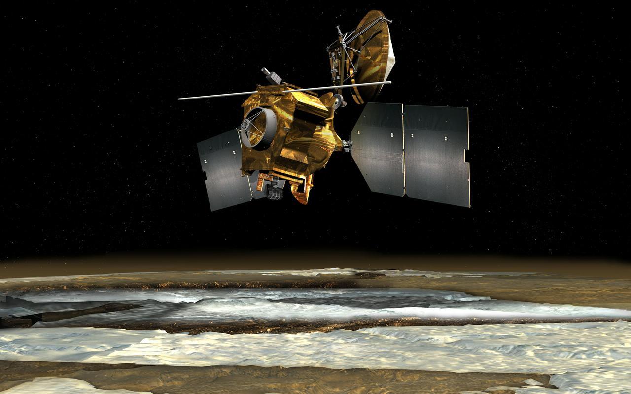 """Описание станции """"Mars-2"""" (США) NOhmC"""