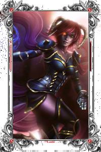 Аэри - раса загнанная историей в подземелья, злобные и коварные мастера интриг. Обладатели двух обликов, за один из которых люди прозвали эту расу демонами.