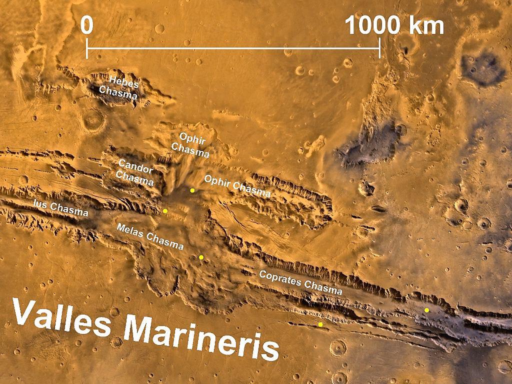 Информация о Марсе Xty7Z