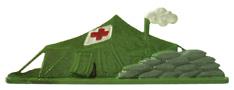 Военные госпитали