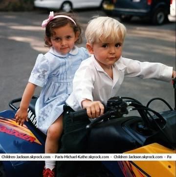 Дети Майкла: Его дети - наши дети  - 3