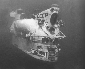 Проект 1825 «Север-2» - глубоководный аппарат Mue5k
