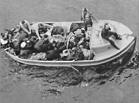 Авария АПЛ К-278 «Комсомолец» в Норвежском море 7 апреля 1989 г. SpyU7
