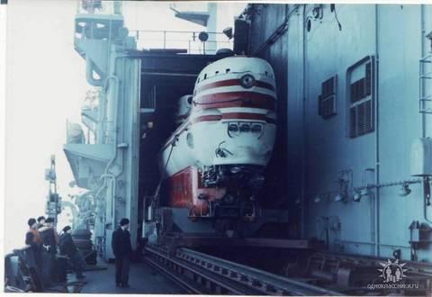 Проект 1832 «Поиск-2» - глубоководный аппарат ZDO7G