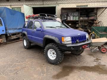 Jeep Grand Cherokee ZJ в новом исполнении