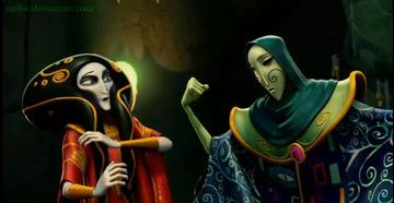 Эзотерика в мультипликационных фильмах