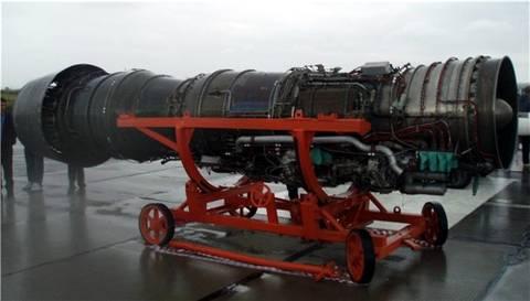 Д-30Ф-6 - авиационный турбореактивный двухконтурный двигатель PFBvm