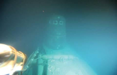 Проект 685 «Плавник» - опытная глубоководная торпедная атомная подводная лодка RAjKv
