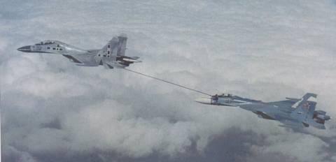Су-27УБ (Т10У) - учебно-боевой самолёт TDmj0