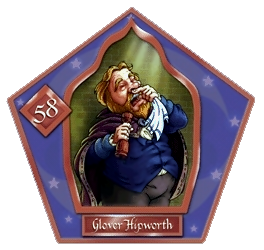 #57 Гловер Хипворт