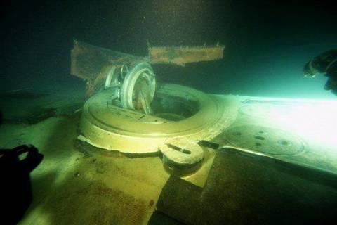 Проект 685 «Плавник» - опытная глубоководная торпедная атомная подводная лодка Y3Csm