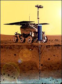 """Описание станции """"Mars-2"""" (США) U8H5Y"""
