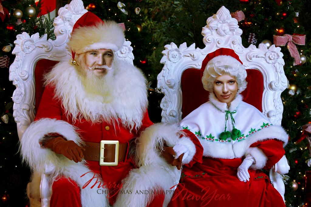 Коварный Дедушка Мороз Трахается С Телочками В Эксклюзивной Порно Игре Умный Санта