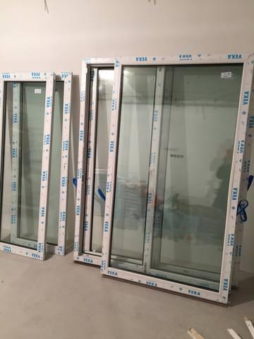 Продам окна балконную и междуквартирную